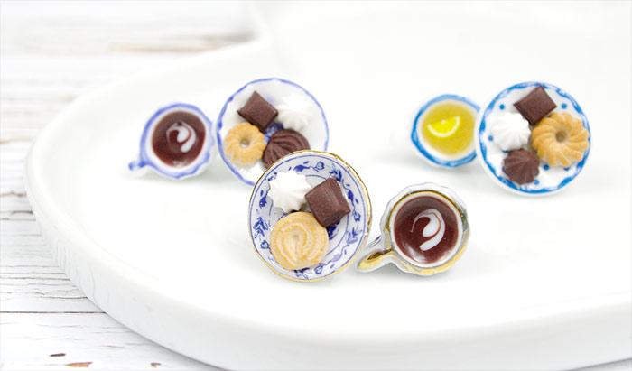 wkrętki ze słodkościami