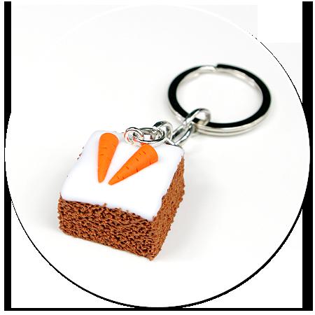 keyring carrot cake