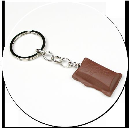 breloczek kostka czekolady nr 4