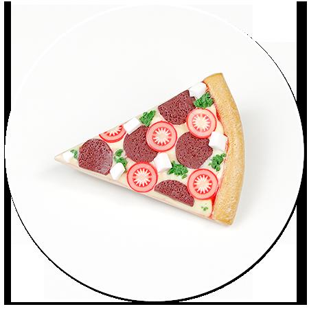 broszka pizza nr 5