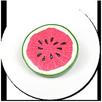 broszka arbuz