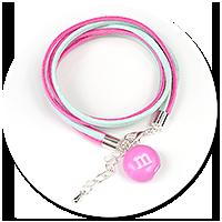 bracelet with bite m&ms no. 2