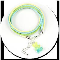 bracelet jelly bear no. 5