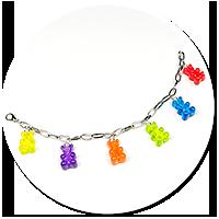 bracelet jelly's bears no. 2