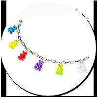 bracelet jelly's bears no. 3