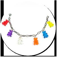bracelet jelly's bears no. 6
