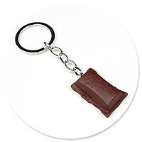 breloczek kostka czekolady nr 3