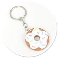breloczek ciastko donut nr 2