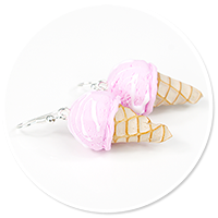 earrings ice cream no. 2