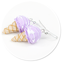 earrings ice cream no. 9