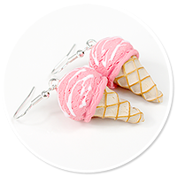 earrings ice cream no. 11