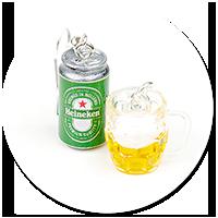 kolczyki piwo nr 2