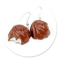 earrings pralines no. 2