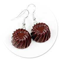earrings pralines no. 4