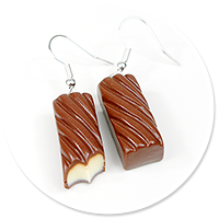 earrings pralines no. 6