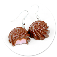 earrings pralines no. 10