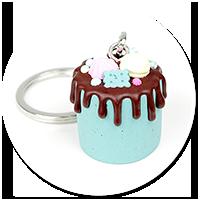 breloczek tort nr 4