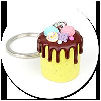 keyring cake no. 6