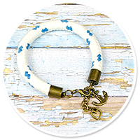 bracelet rope with anchor no. 2