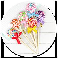pen lollipop