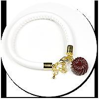 bracelet with praline no. 2