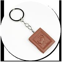 breloczek czekolada - Pluto nr 2