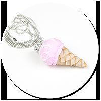 necklace ice cream no. 4
