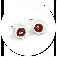 cufflinks coffee no. 3