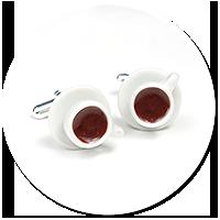 cufflinks coffee no. 4